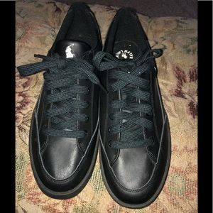 New nice leather Polo sneakers size 10